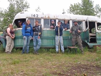 Un gruppo di avventurieri come Chris McCandless